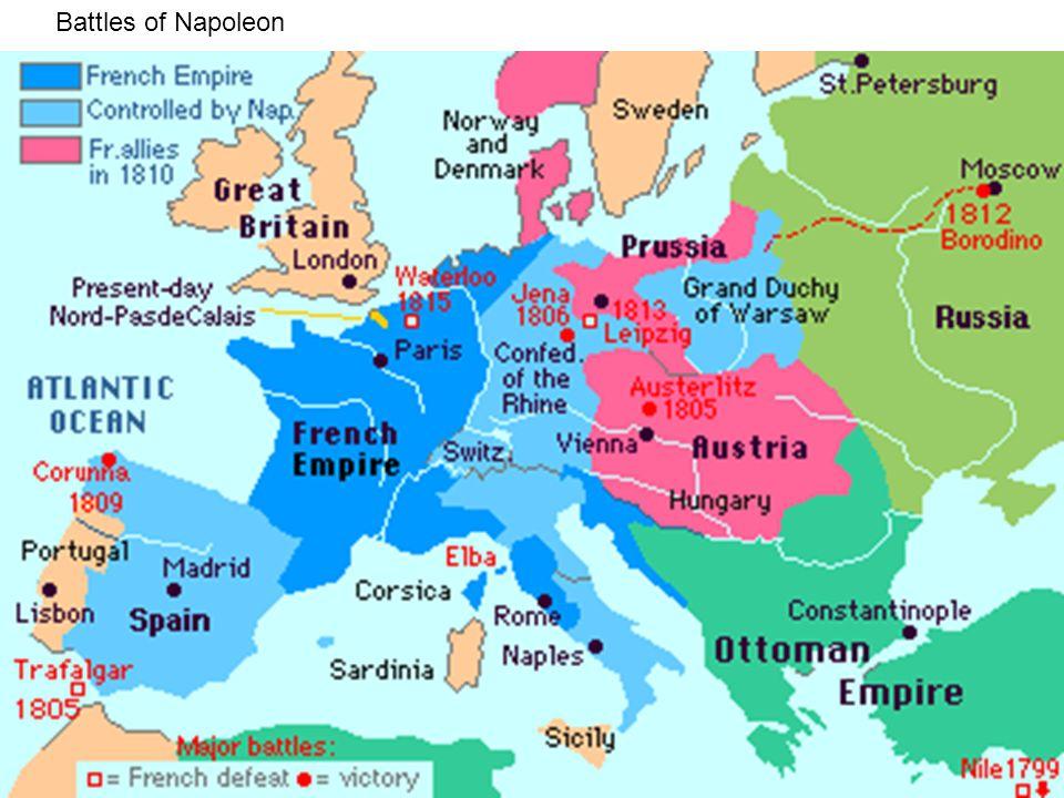 Battles of Napoleon