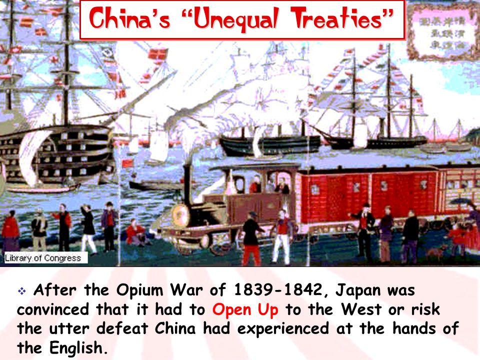 China's Unequal Treaties