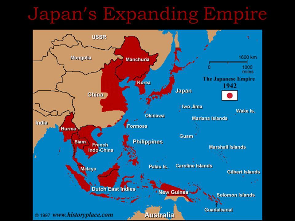 Japan's Expanding Empire