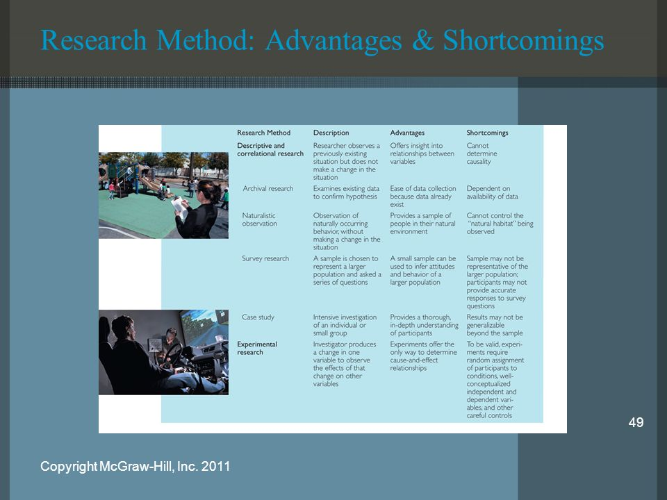 advantages of using case study methods