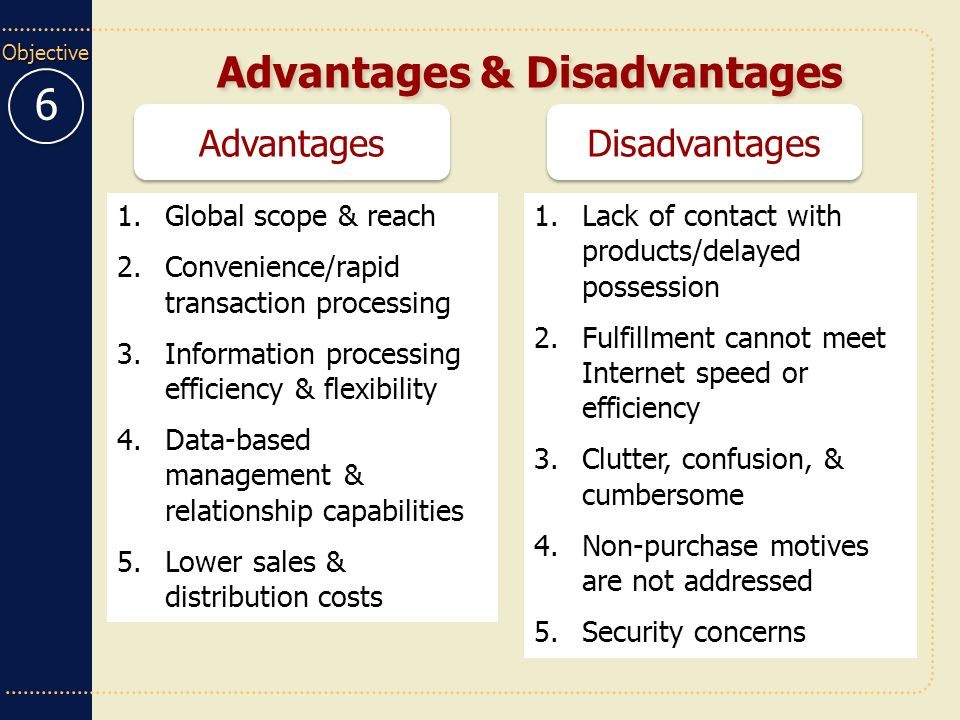 electronic customer relationship management advantages and disadvantages