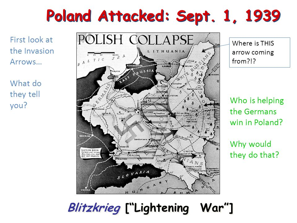 Blitzkrieg [ Lightening War ]