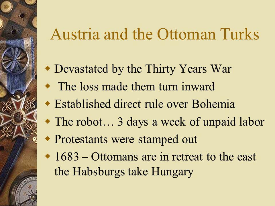 Austria and the Ottoman Turks