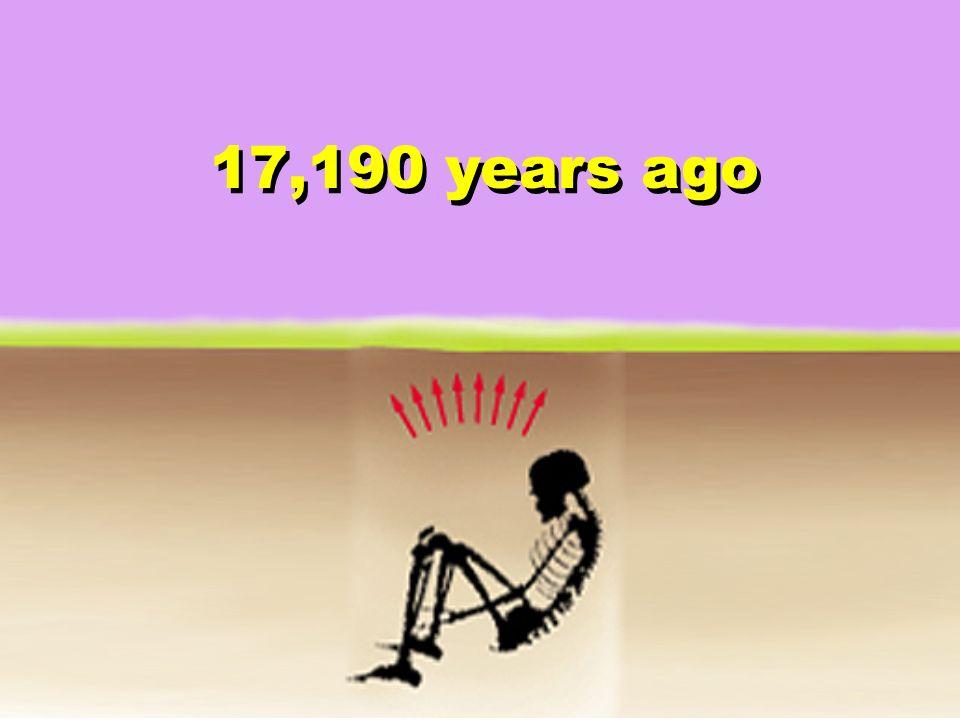 17,190 years ago