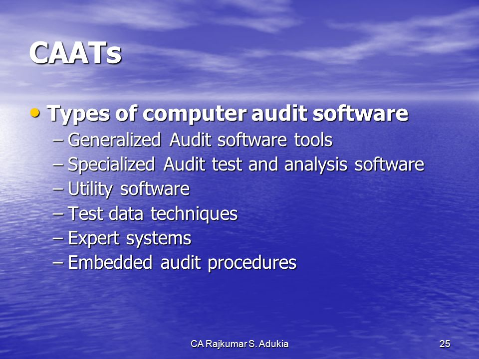computer software its types
