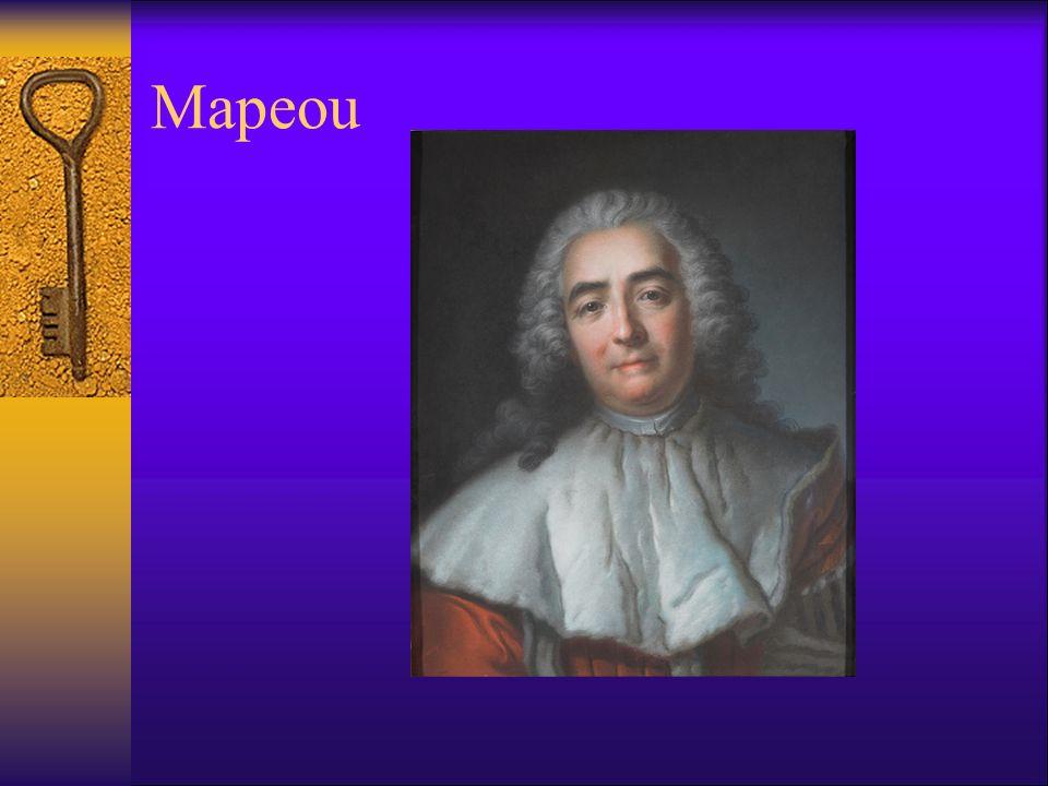 Mapeou