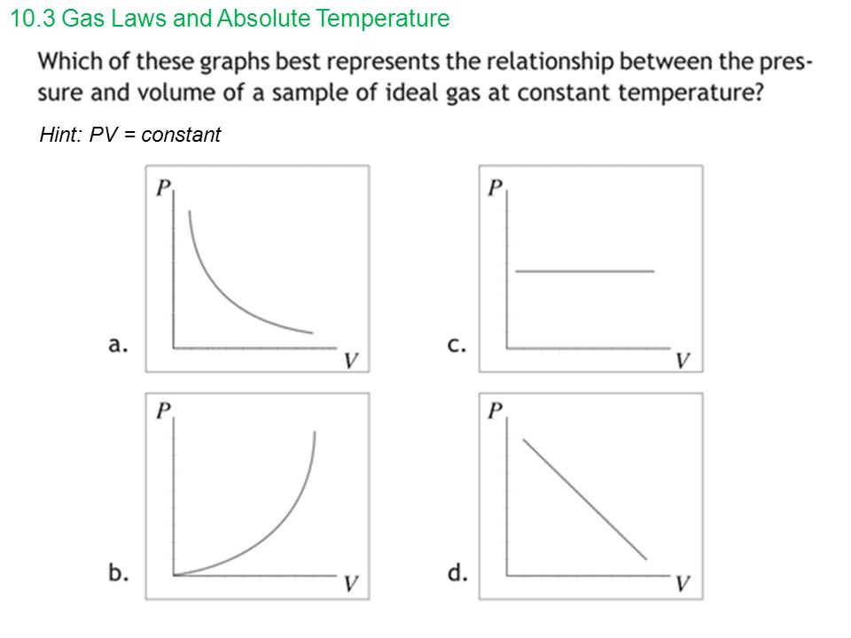 AP Physics Chapter 10 Temperature - ppt download