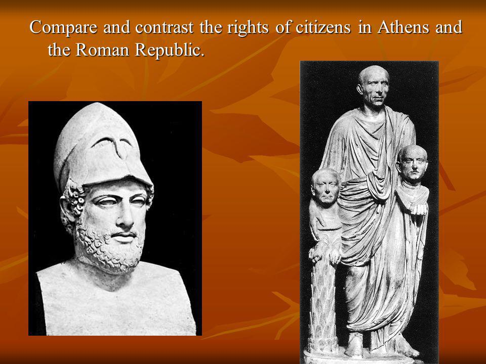 compare and contrast plutarch and octavian Start studying julius caesar and augustus caesar comparison learn vocabulary, terms, and more with flashcards, games, and other study tools.