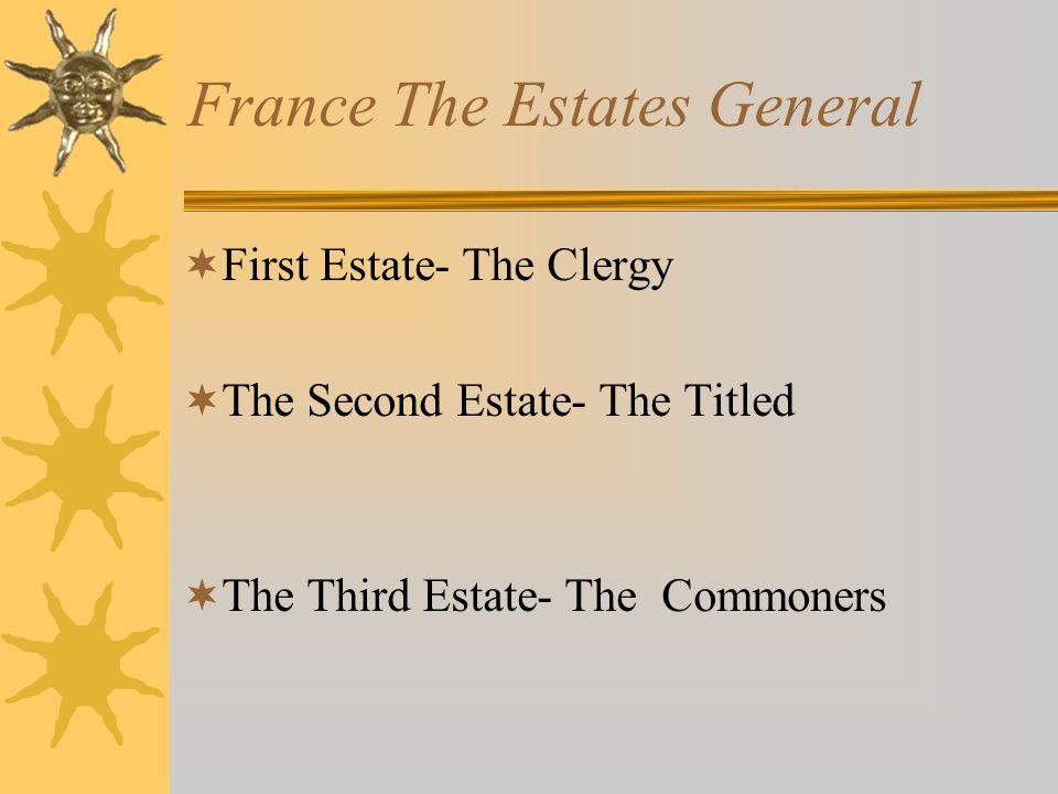 France The Estates General