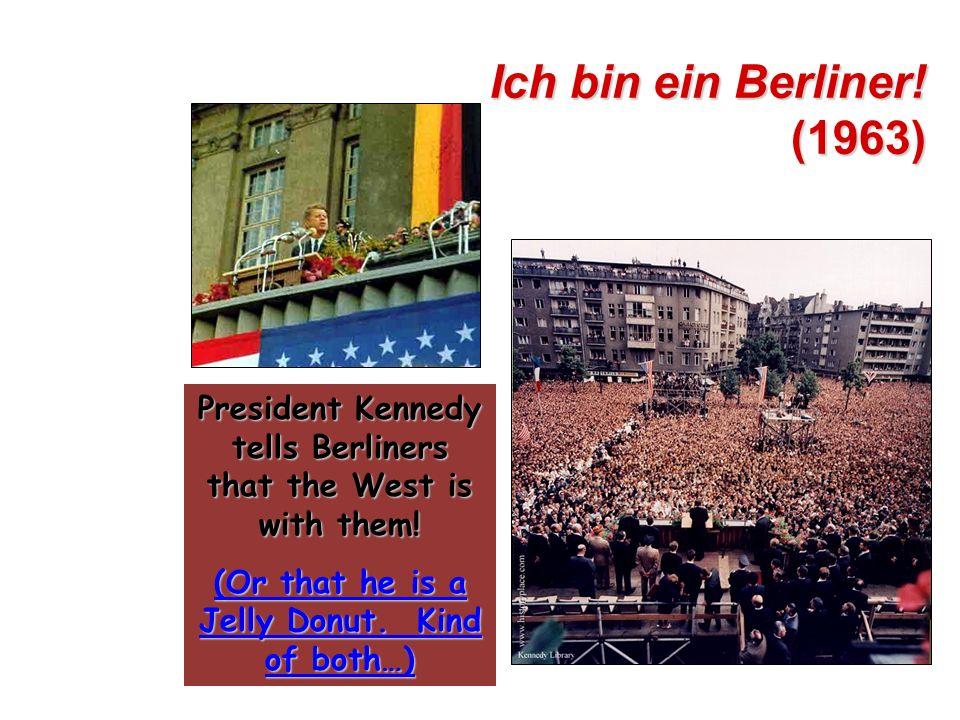 Ich bin ein Berliner! (1963)