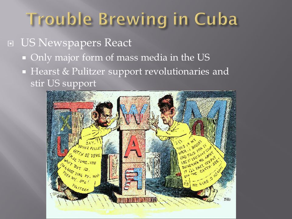 Trouble Brewing in Cuba