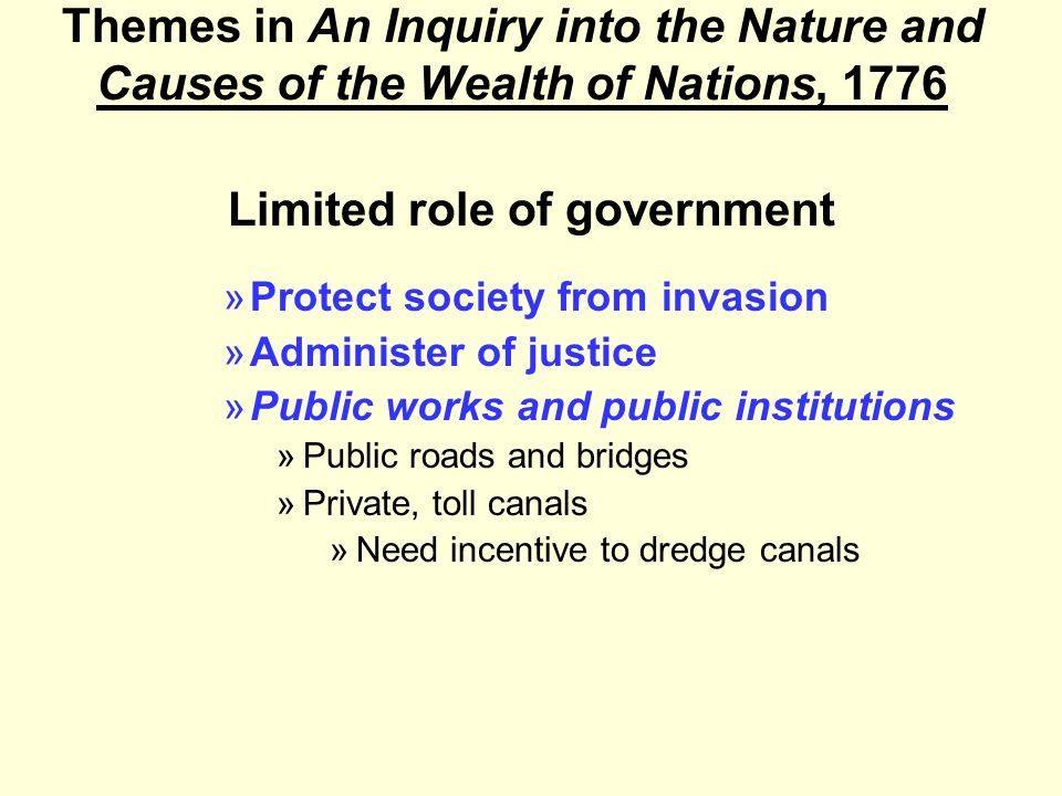 What is the Role of Government in Society? This is Worth Knowing