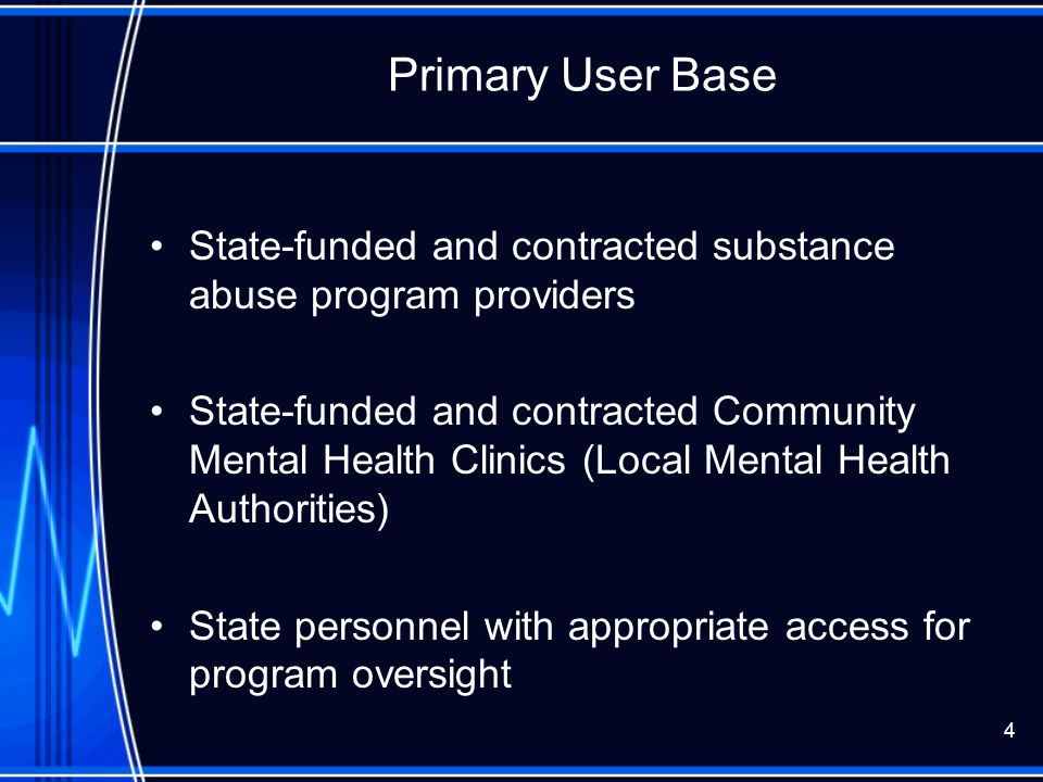drug addiction and service training program Substance abuse prevention services information system (sap-sis) all counties, tribes, and state grantees that provide substance abuse prevention services through the use of substance abuse prevention and treatment block grant funds are required to use substance abuse prevention services information system to report fiscal, program, and user data.