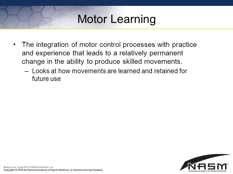 Human Movement Science Ppt Video Online Download