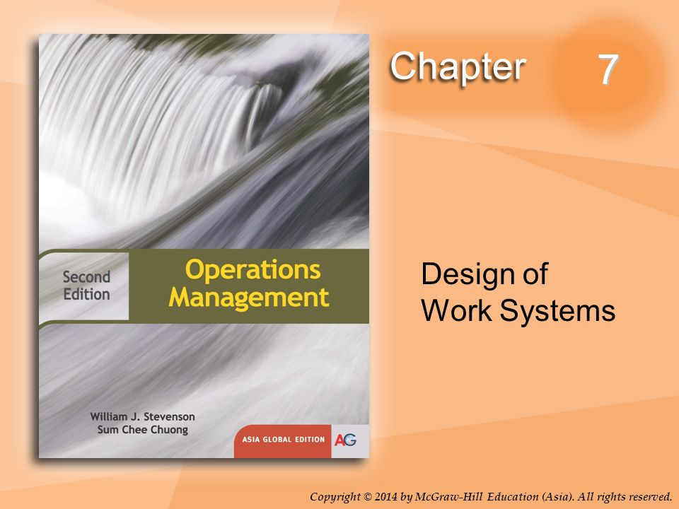 7 Design Of Work Systems Ppt Video Online Download