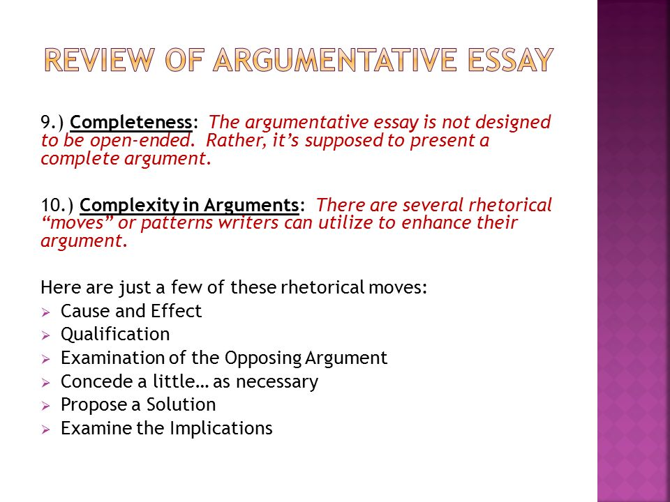 Argumentative essay on the open boat