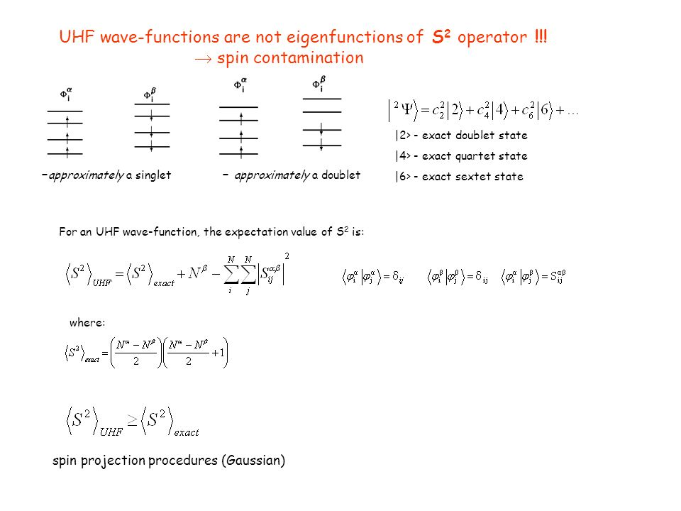 how to find eigenfunctions of an operator