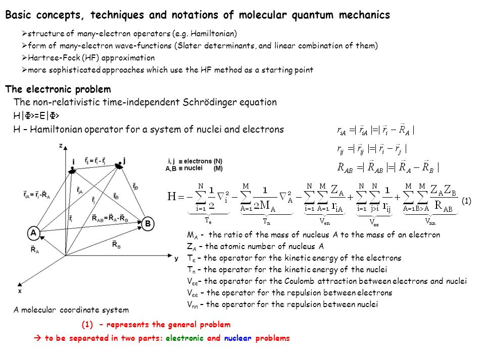 pdf basic concepts of quantum mechanics