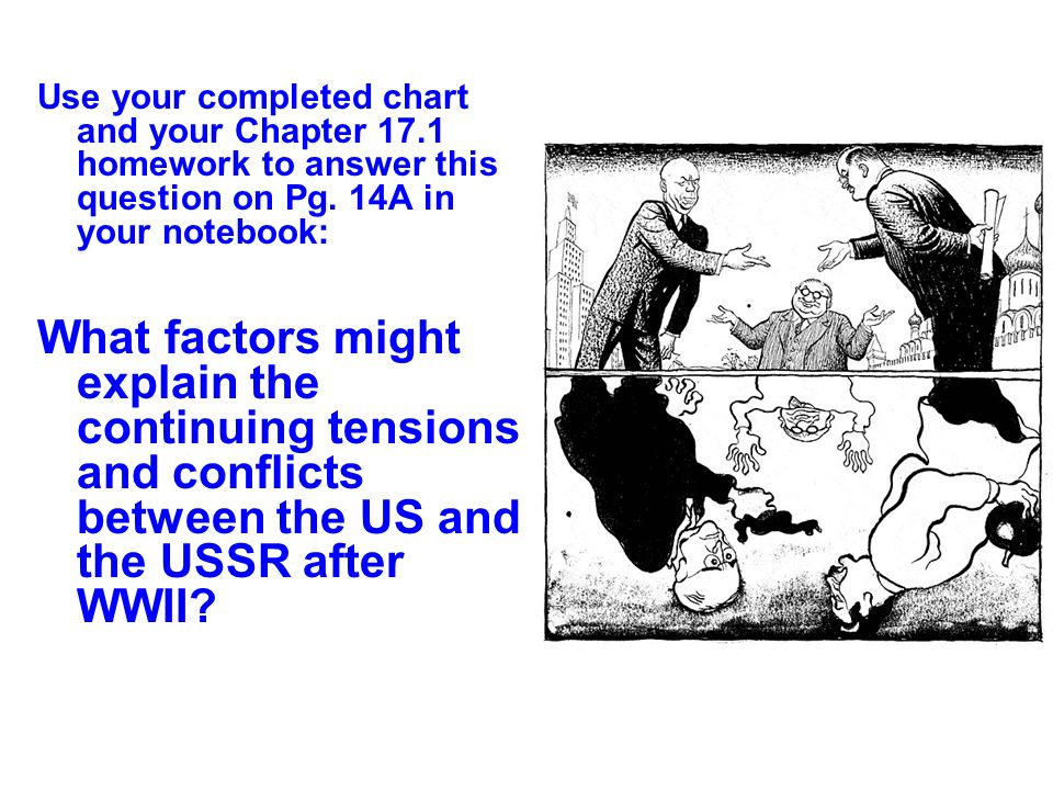 Use your completed chart and your Chapter 17