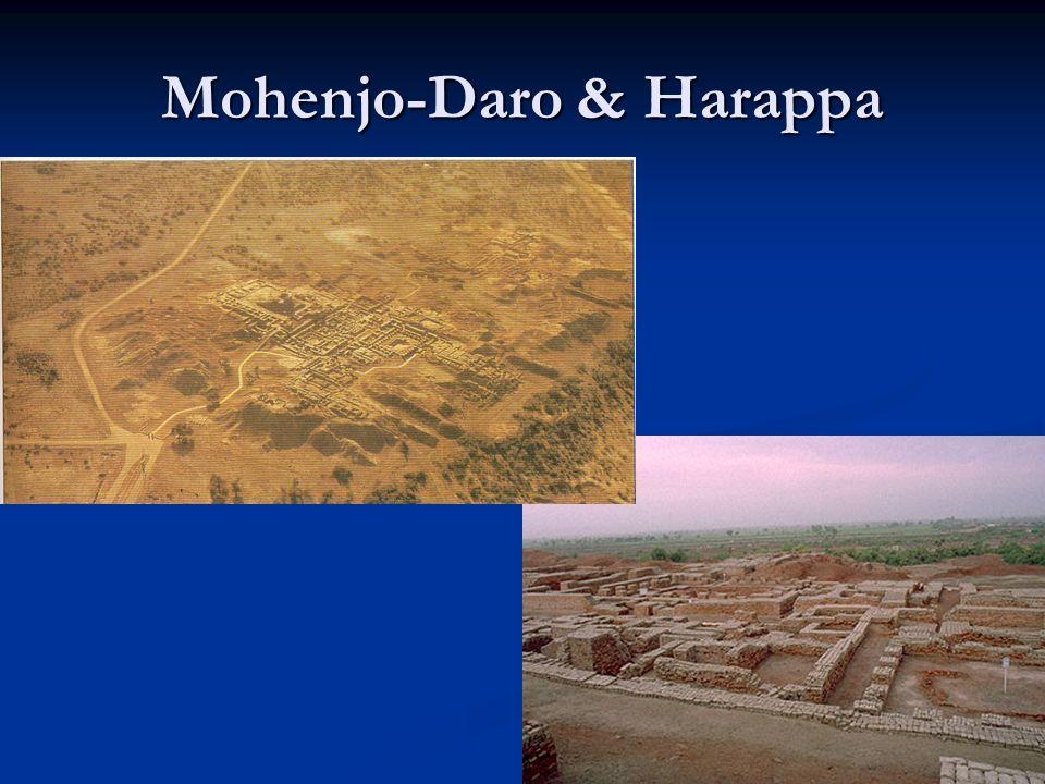 Mohenjo-Daro & Harappa