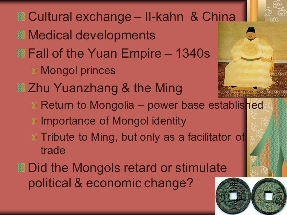 Cultural exchange – Il-kahn & China Medical developments