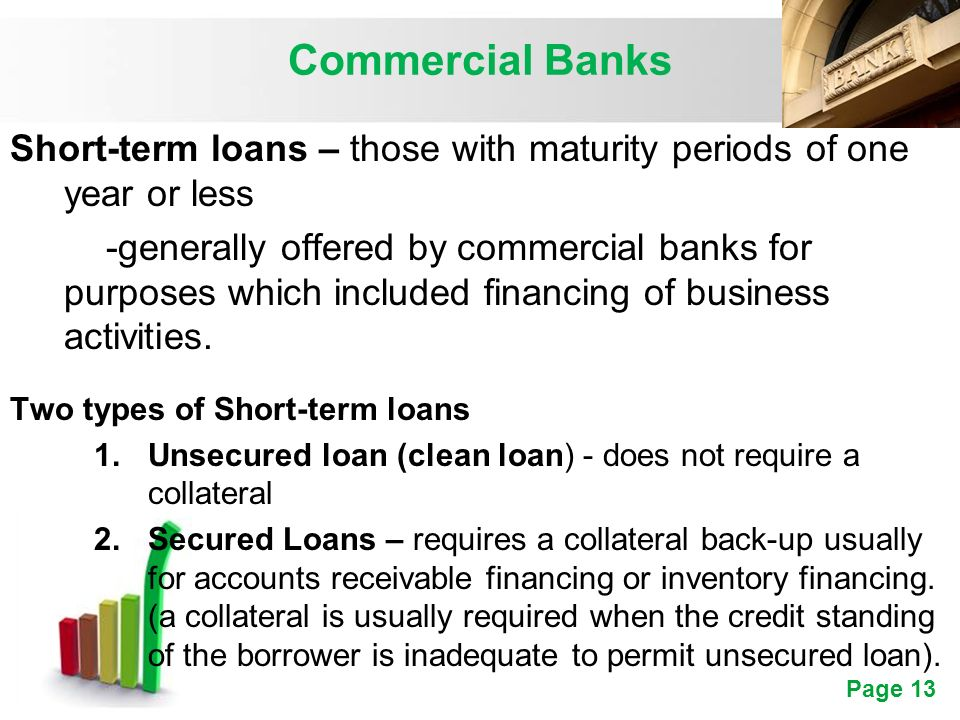 commercial cardstock simple phrase loan