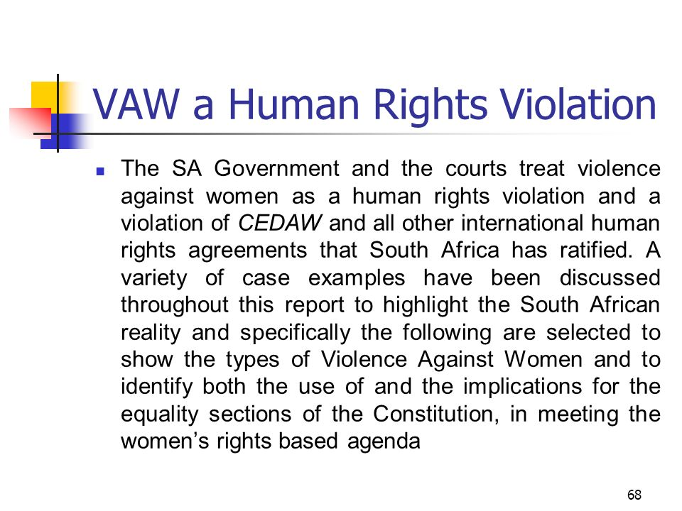 South African Human Rights Violations The Best Violation Of 2018