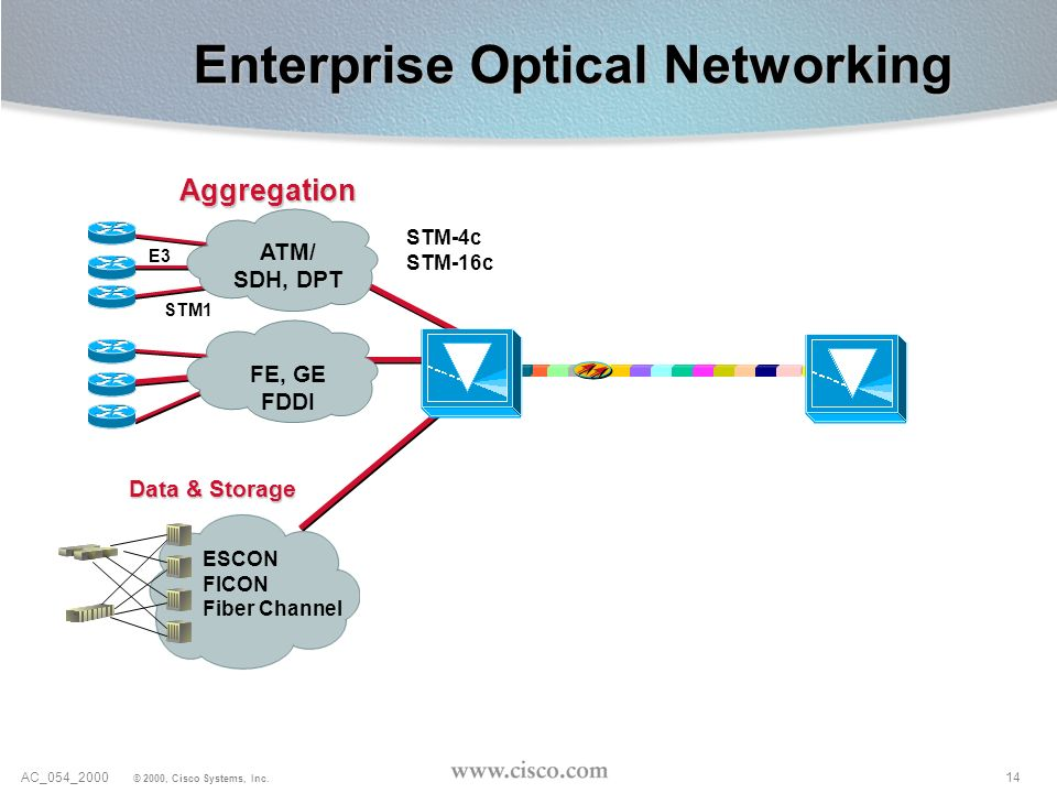 Enterprise Optical Networking