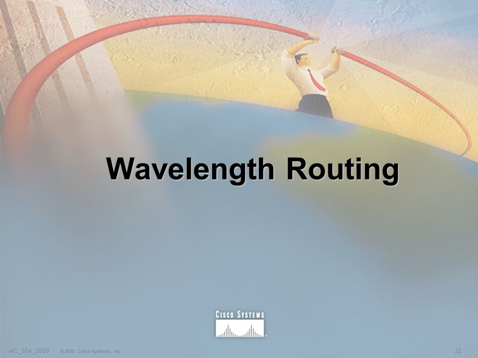 Wavelength Routing