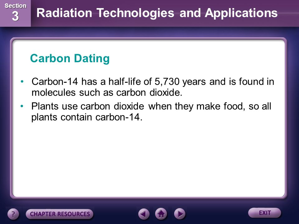 How old can radiocarbon hookup go