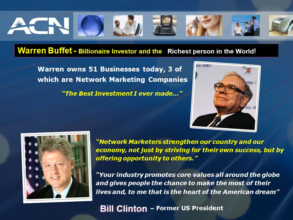 Warren Buffet - Billionaire Investor and the Richest person in the World!