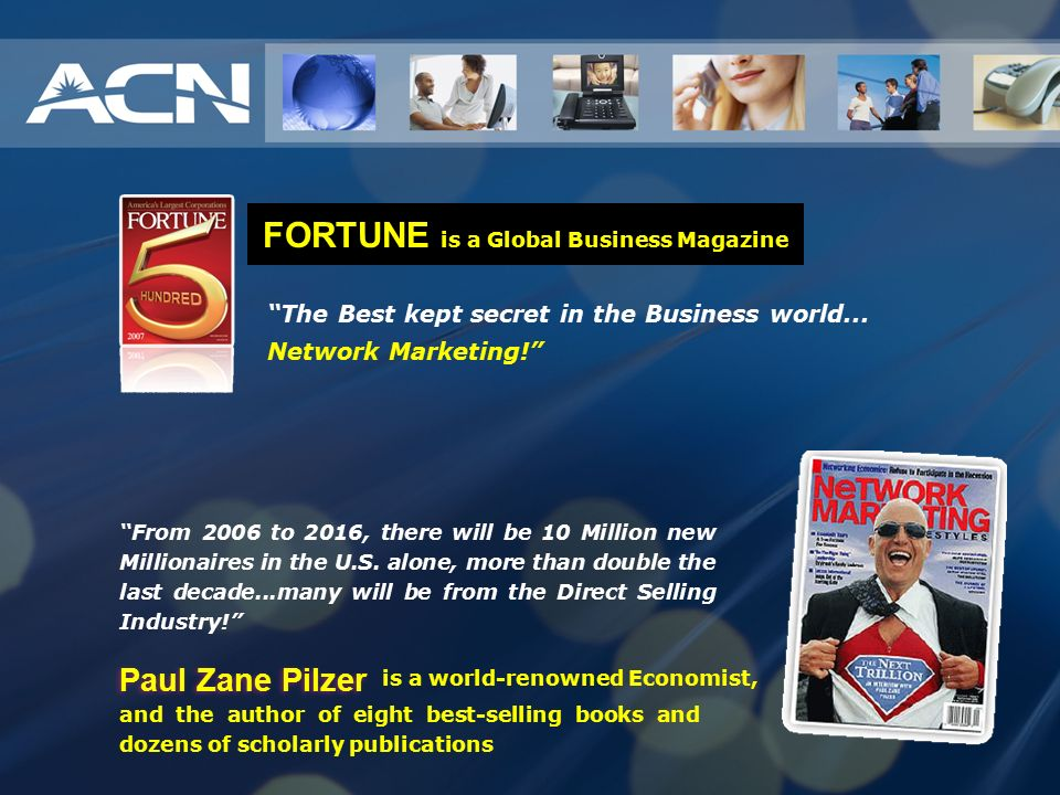 FORTUNE is a Global Business Magazine