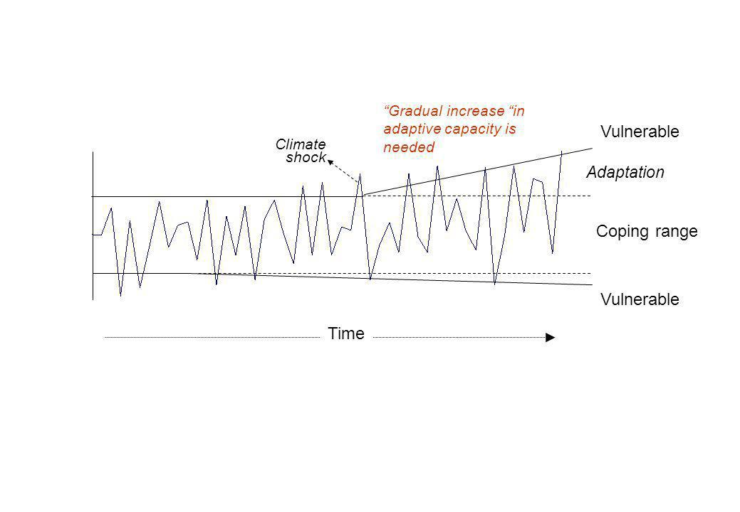 Vulnerable Coping range Time Adaptation