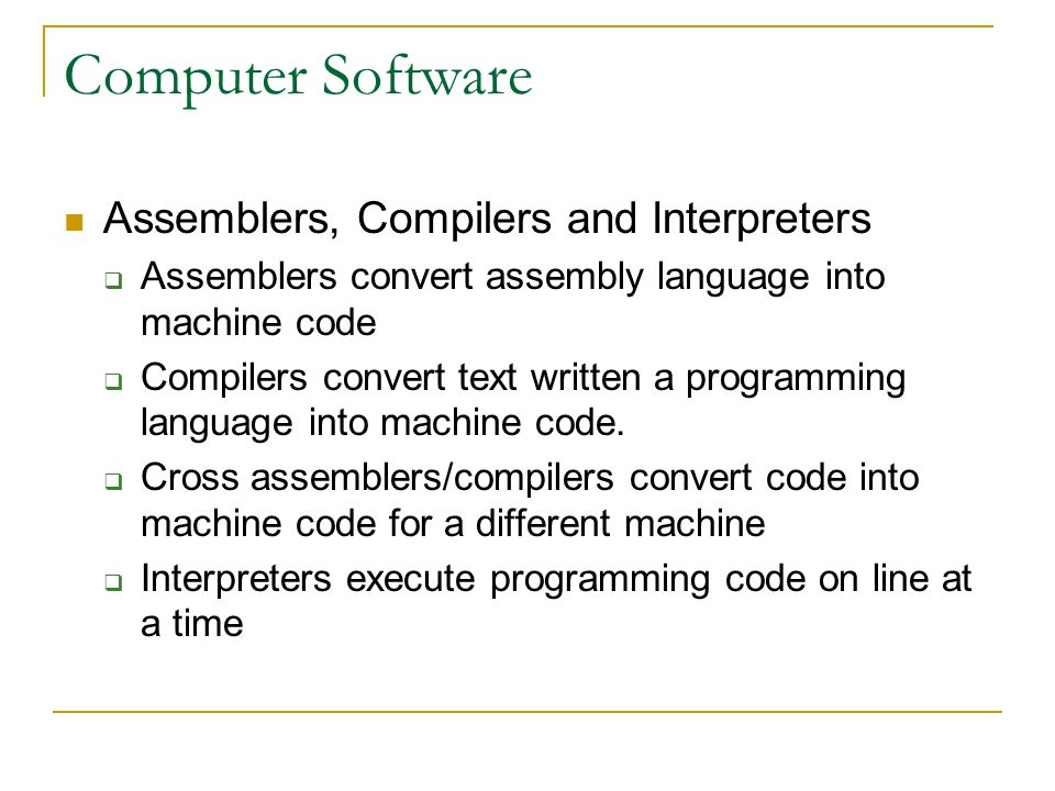 Introduction To Computer Systems And Software Ppt Video