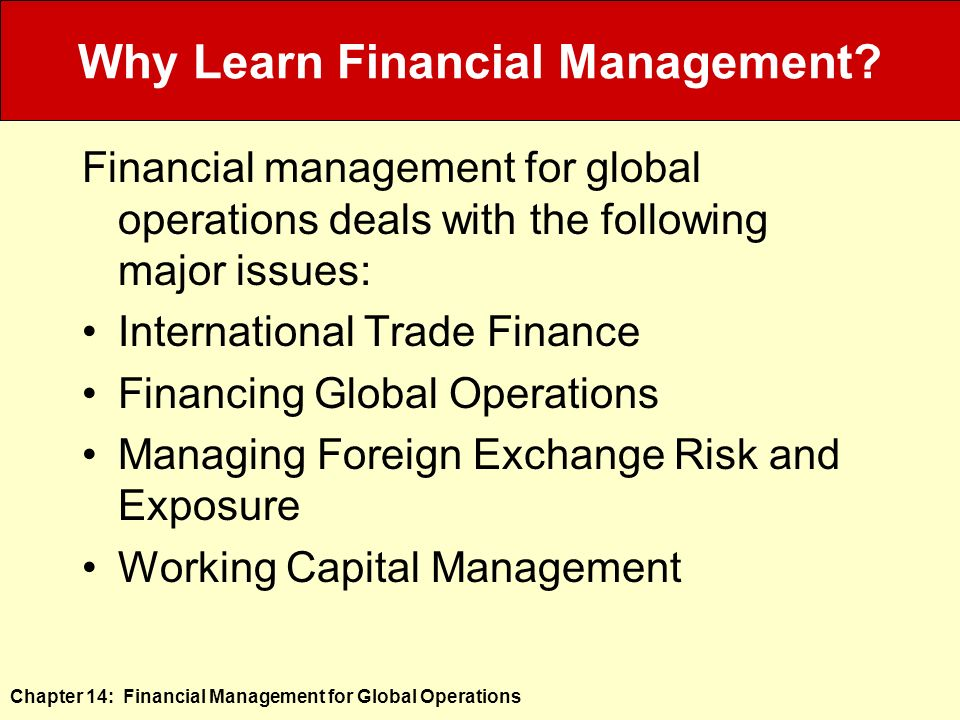 Financial management deals with