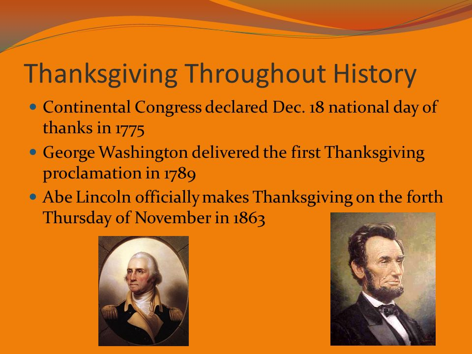 thanksgiving day declared by lincoln