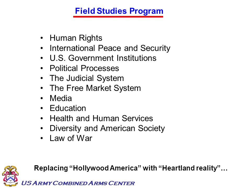 International Peace and Security U.S. Government Institutions