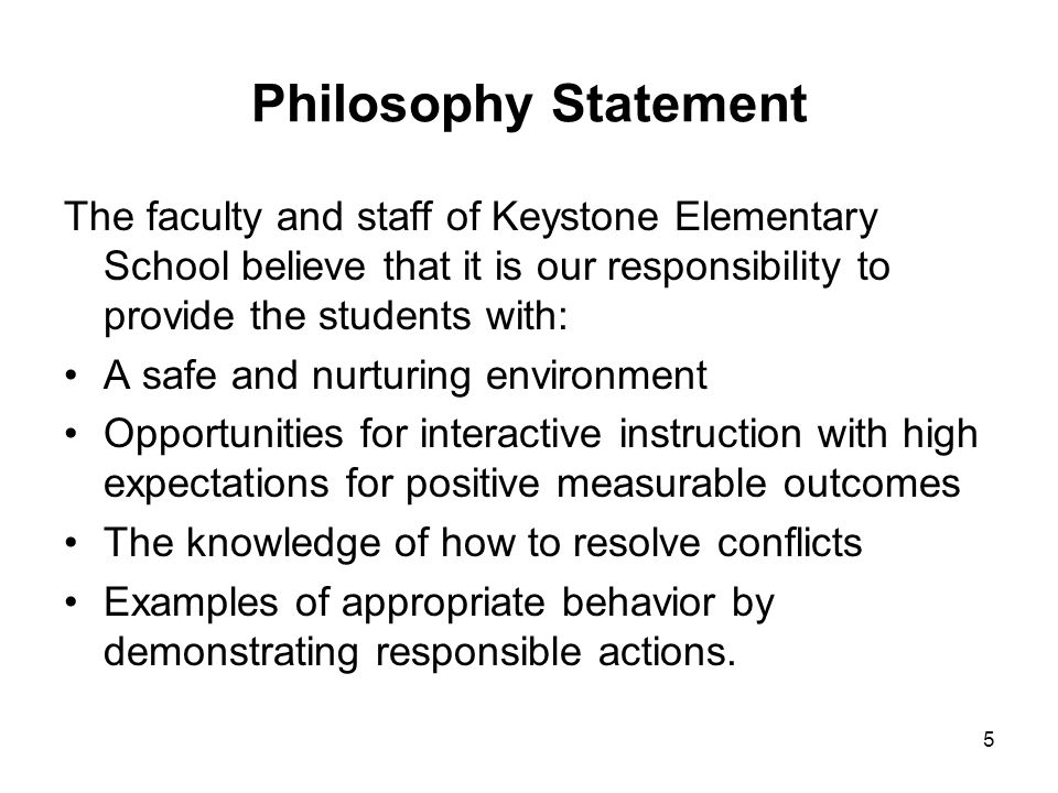 """philosophy of student discipline Philosophy of discipline psalm 119:11 -""""i have hidden your word in my heart that i might not sin against you"""" the faculty and administration have a deep commitment for our students' total growth."""