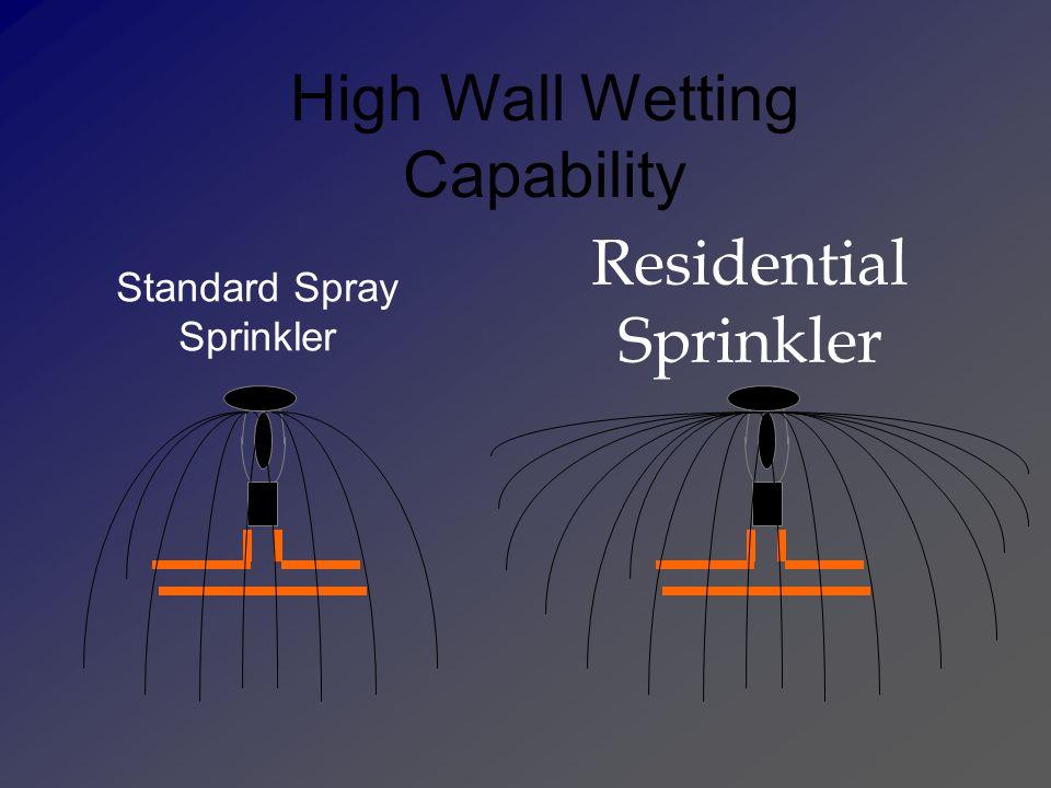 Standard Spray Sprinkler