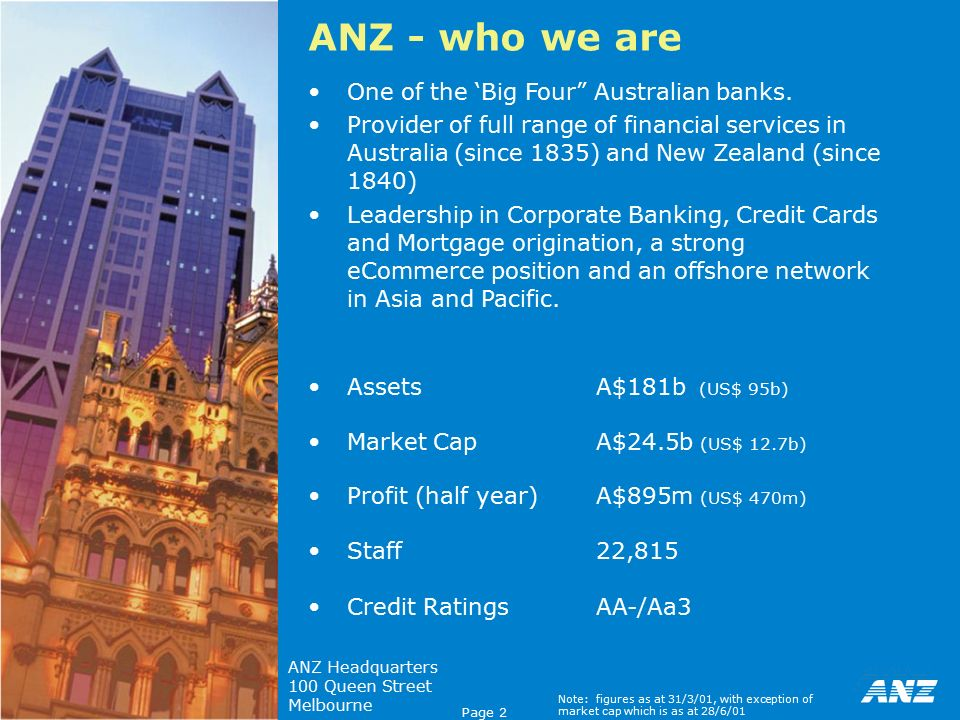 anz offshoring strategy Bankers and asian insiders capable of executing our strategy – a team which  investors  re-engineering and offshoring of technology and operations  functions.