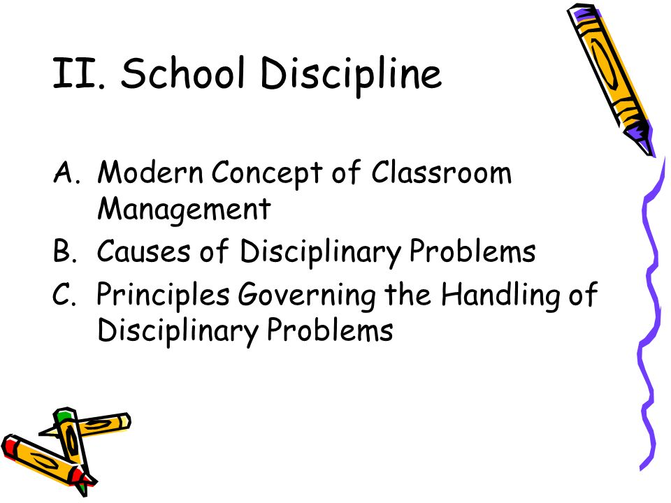 Modern Concept Of Classroom Management : Classroom management dr nicolas t capulong ph d