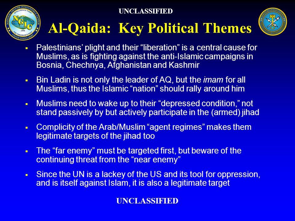Al-Qaida: Key Political Themes
