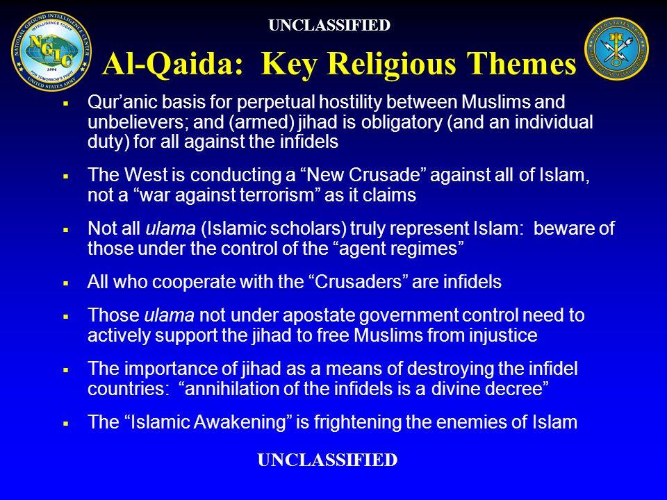 Al-Qaida: Key Religious Themes