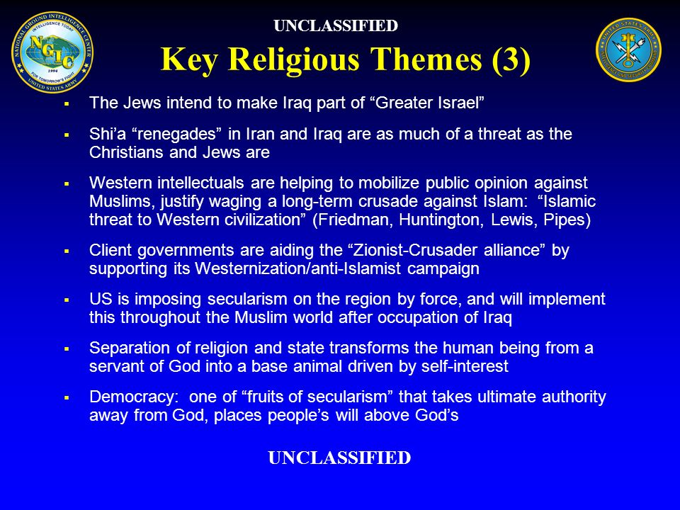 Key Religious Themes (3)