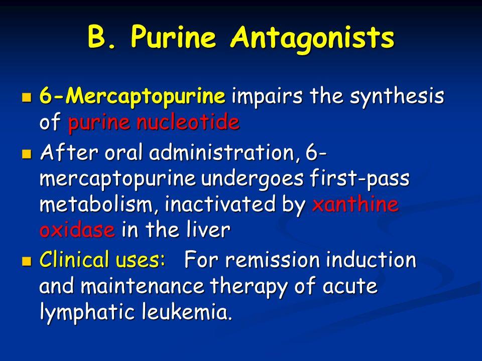 6 Mercaptopurine Dosage Forms