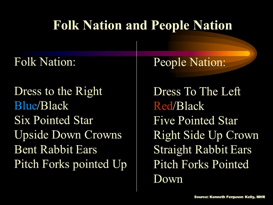 Folk Nation and People Nation