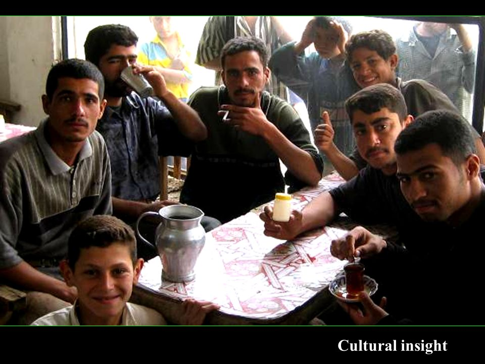 In this café in Nasseriya in May of 2003, only a few weeks after the war, what might have been done to effectively defuse the confusion, anger, disappointment, and frustration already brewing in this town How could we have been seen early as an asset in the reconstruction of post-Saddam Iraq, instead of invaders and occupiers as often described by the local religious leadership during these weeks How could we have effectively countered that calculated and destructive impression