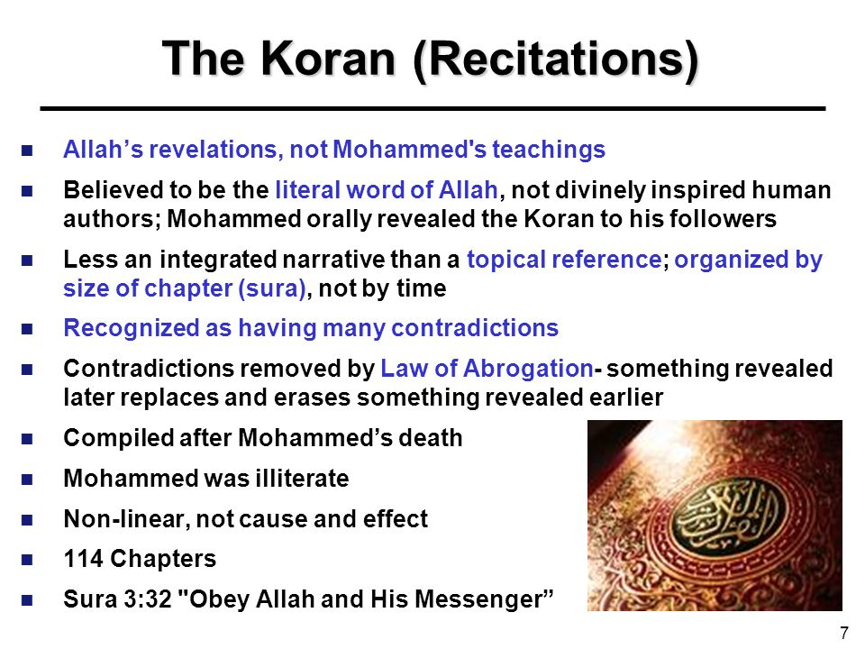 The Koran (Recitations)