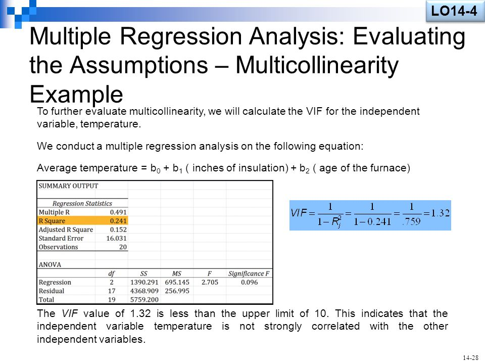 Multiple Regression Analysis - ppt video online download