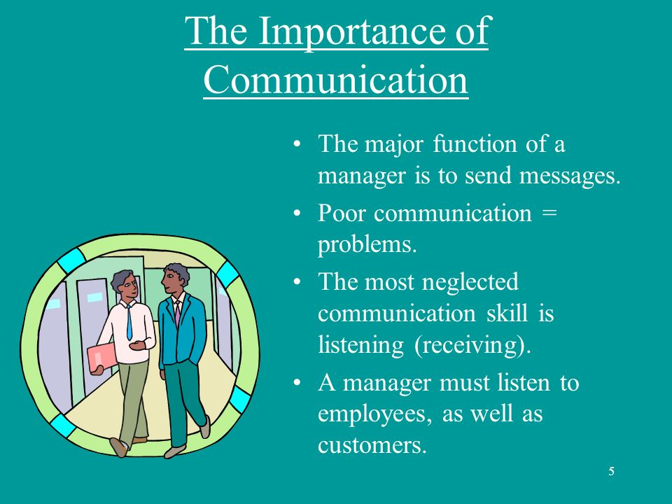 discuss the importance of communicating effectively Reading the proven benefits of effective communication will inspire you to  and anxiety and more self-reliance and self-esteem than other peers who discuss.